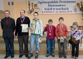 Andrzej Modzelan, Robert Korpalski, Szymon Brzechffa, Maciej Korpalski, Adam Woźniak, Zofia Frej,