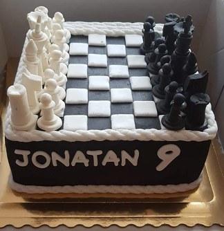 tort szachowy