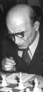 Mistrz Czesław Błaszczak, 1978. Zdjęcie z archiwum Andrzeja Filipowicza.