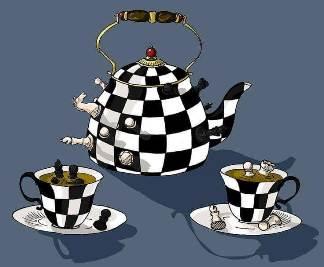szachowa kawiarnia