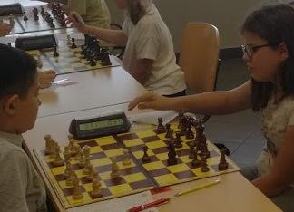 Obrona rosyjska - 1.e4 e5 2.Sf3 Sf6 3.He2!? - 34 Memoriał Mistrza Czesława Błaszczaka, Wrocław, 15-18.06.2019.