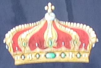 królewska korona