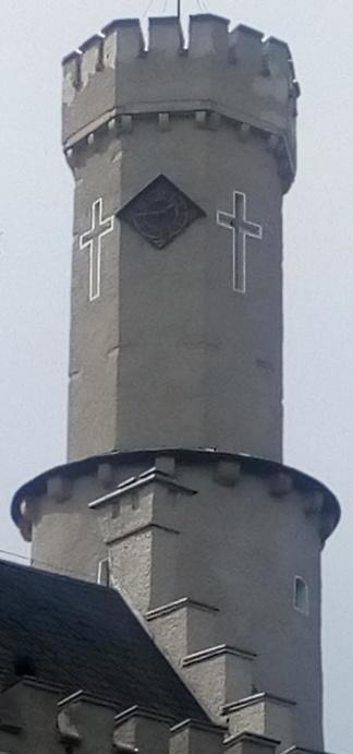 wieża, Karpniki,