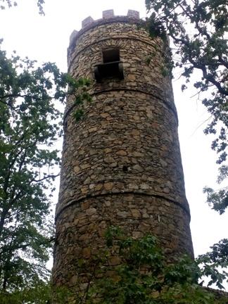 wieża, Bukowiec,
