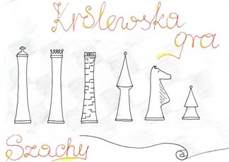 Rysunek - Zuzanna Wojtala (uczennica Gimnazjum nr 13 im. Unii Europejskiej we Wrocławiu).