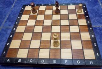 szachy szpila