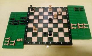 Szachy królewskie Kings Chess