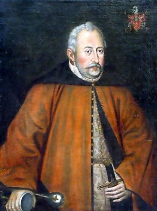 Jan Sariusz Zamoyski herbu Jelita – polski szlachcic, magnat, sekretarz królewski od 1565, podkanclerzy koronny od 1576, kanclerz wielki koronny od 1578 i hetman wielki koronny Rzeczypospolitej Obojga Narodów od roku 1581.