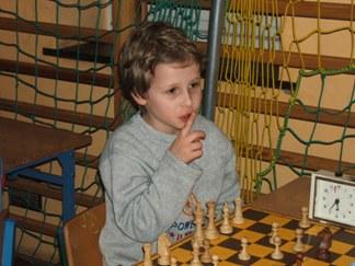 Dobra gra w szachy powinna odbywać się w pełnej ciszy! 27.04.2006.
