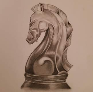 Skoczek. Rob Teeter, Chess Teachers and Learners (facebook), 14.01.2021.